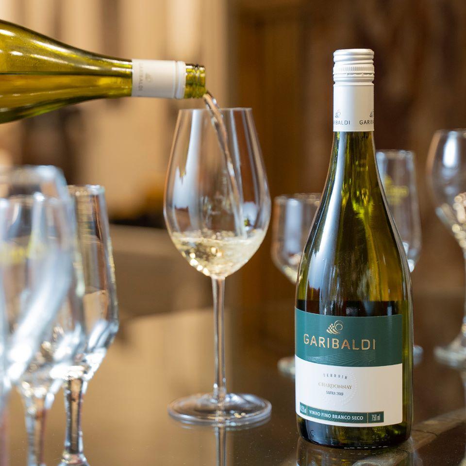Vinho Garibaldi Chardonnay