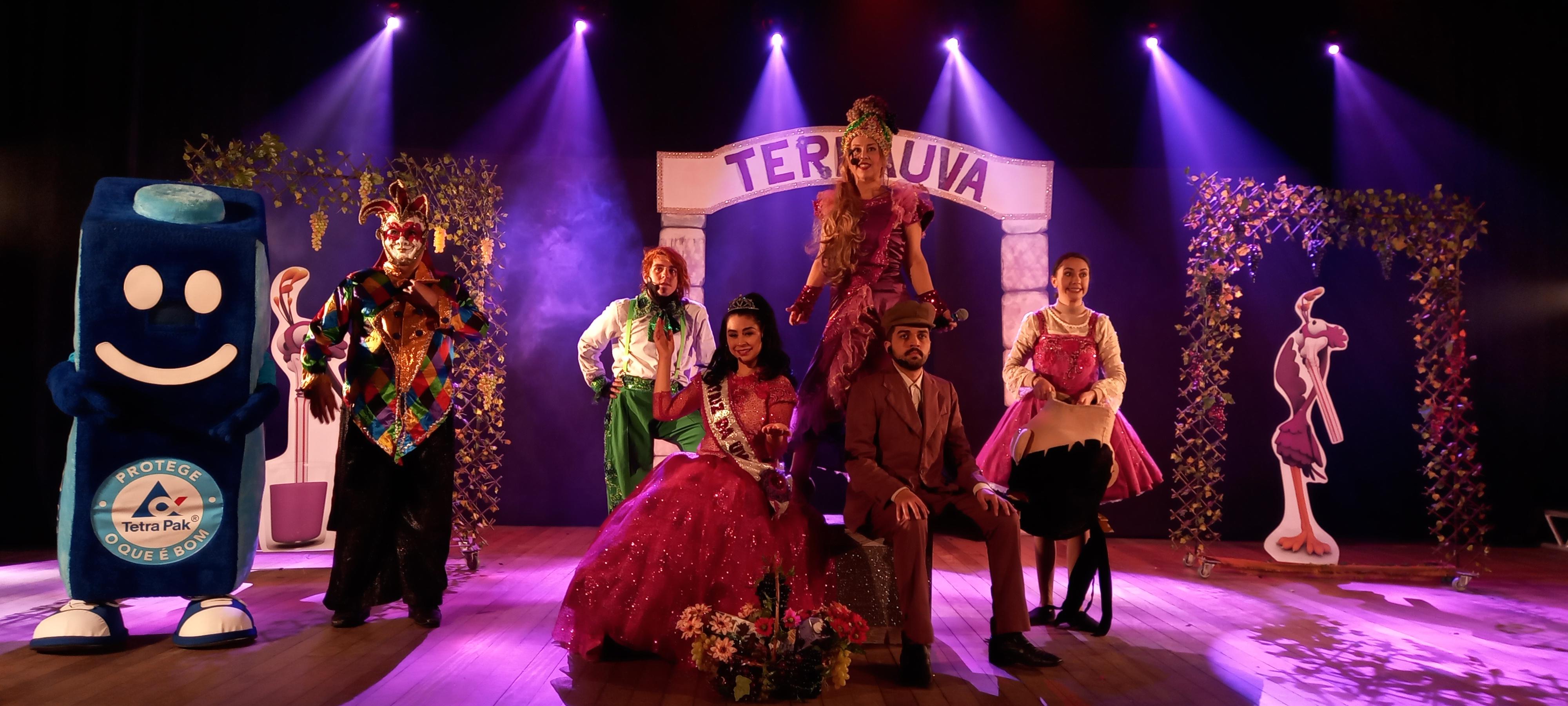 Teatro Viajante- Crédito Luís Aurélio da Luz